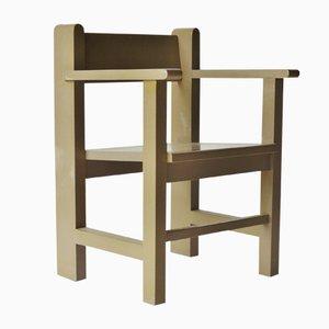 Modernist Bossche School Chair by Gerard Wijnen