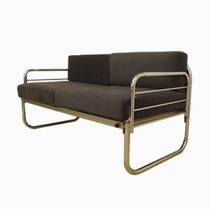 Bauhaus Daybed by Franz Singer for Metz & Co, 1928