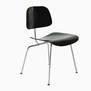 Mid-Century American DCM Chair by Charles and Ray Eames for Herman Miller, 1950s