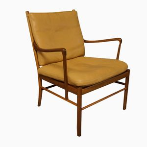 Danish PJ149 Colonial Chair by Ole Wanscher for P. Jeppesen, 1960s