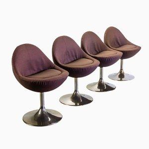 Venus Stühle von Börje Johanson für Johanson Design, 1960er, 4er Set