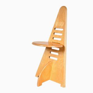 Dutch Adjustable Plywood Chair, 1970s