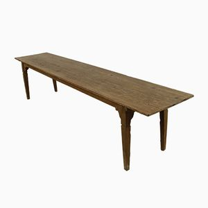 Large Biedermeier Dining Table, 1820s