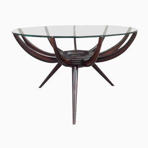 Italian Coffee Table by Carlo De Carli, 1950s