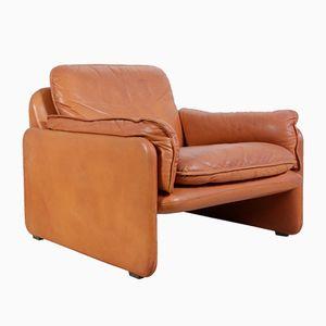 Vintage DS-61 Leather Armchair by De Sede, 1980s