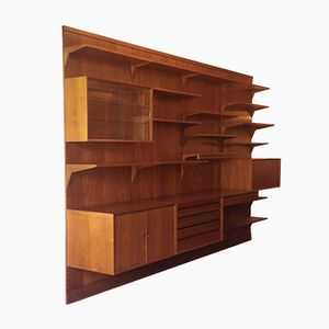 Danish Shelving Unit by Poul Cadovius, 1960s