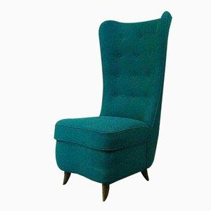 Slipper Chair by Paolo Buffa