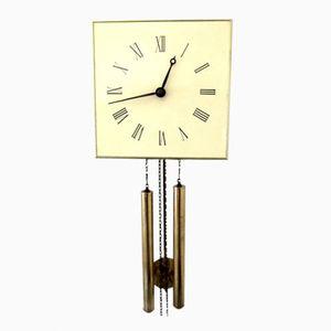 German Wall Clock by Heinrich Tessenow for Deutsche Werkstatten, 1950s