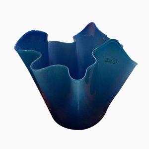Fazzoletto Vase by Fulvio Bianconi for Venini, 1983