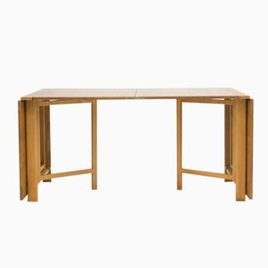 Maria Flap Dining Table by Bruno Mathsson, 1960s