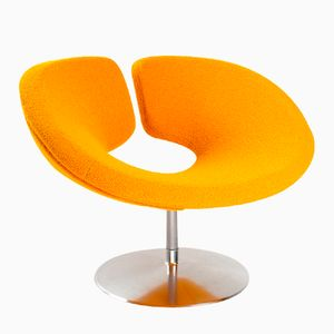 Large Apollo Swivel Easy Chair by Patrick Norguet for Artifort, 2002