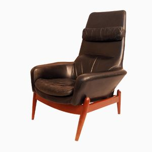 Dänischer Sessel von Ib Kofod-Larsen für Bovenkamp, 1950er