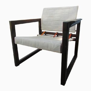 Swedish Architectural Diana Easy Chair by Karin Mobring for Ikea, 1972