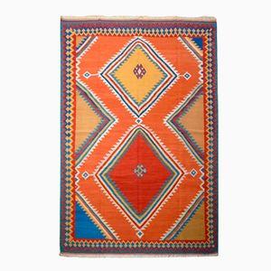 Tapis Kilim Vintage, Perse, 1980s