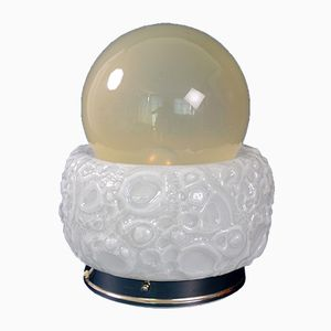 Osso Space Age Murano Glass Table Lamp from Mazzega, 1970s