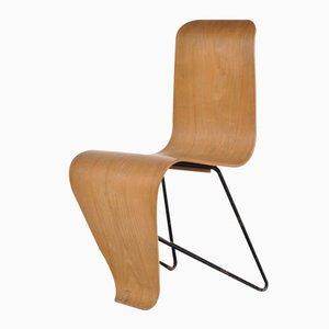 Bellevue Stuhl von André Bloc, 1950er