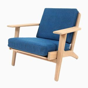 GE 290 Armchair by Hans J. Wegner for Getama
