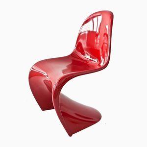 chaise vilbert par verner panton pour ikea 1993 en vente. Black Bedroom Furniture Sets. Home Design Ideas