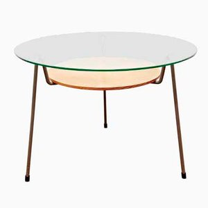 No. 535 Coffee Table by Wim Rietveld for Gispen, 1950s