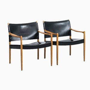 Premiär Easy Chairs by Per-Olof Scotte for Ikea, Set of 2