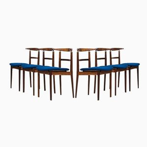 Model 465 Dining Chairs by Helge Sibast for Sibast, Set of 6