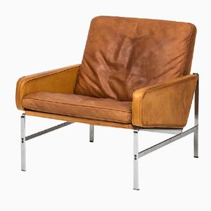FK6720 Easy Chair by Preben Fabricius & Jørgen Kastholm for Kill International