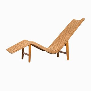 Swedish Elm Lounge Chair
