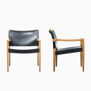 Premiär Armlehnstühle von Per-Olof Scotte für IKEA, 1950er, 2er Set
