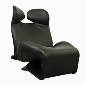 lesestation lounge chair by stefan zwicky for r thlisberger 1992 for sale at pamono. Black Bedroom Furniture Sets. Home Design Ideas