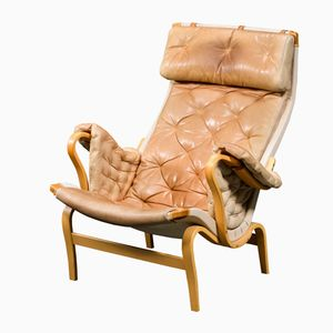 Norwegian Pernilla Armchair by Bruno Mathsson for DUX, 1960s