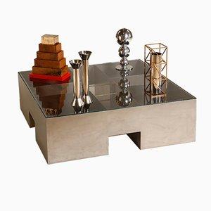 Tavolino da caffè con oggetti di Alessandro Mendini per Design Gallery Millano, Italia, 2001