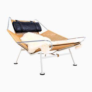 Flag Halyard Easy Chair by Hans J. Wegner for Getama, 1975