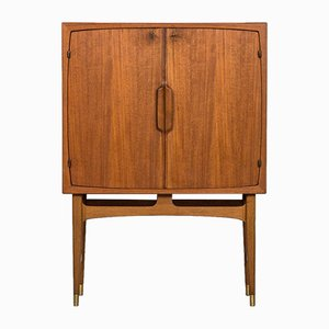 Bacchus Bar Cabinet by Torbjørn Afdal for Mellemstrands Møbelfabrik, 1960s