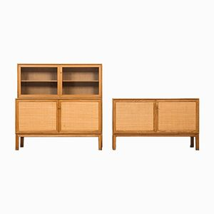 Sideboards by Alf Svensson for Bjästa, Set of 2