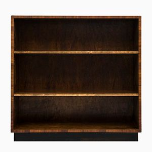 Swedish Bookcase by Axel Einar Hjorth for Bodafors, 1940s