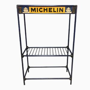 French Industrial Shelf from Michelin, 1930s
