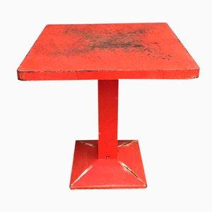 Mini Kub Tisch von Xavier Pauchard für Tolix, 1970er