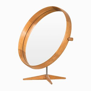 Vintage Table Mirror by Uno & Östen Kristiansson for Luxus