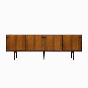 Mid-Century Danish Model 49 Sideboard by Henry Rosengren Hansen for Brande Møbelindustri, 1960s