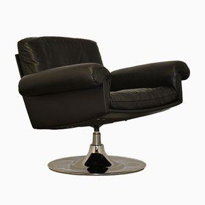 Vintage Swiss DS 31 Swivel Lounge Armchair from De Sede, 1970s