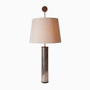 Lampe de Table en Bois de Jacaranda par Sergio Rodrigues pour OCA