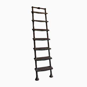 Antique Cast Iron Ship Ladder