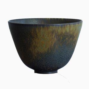 Steingut Keramikschale von Gunnar Nylund für Rörstrand, 1950er