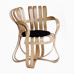 Amerikanischer Cross Check Armlehnstuhl von Frank O. Gehry für Knoll, 2000er