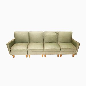 Modulated Sofa from Joaquim Tenreiro, 1950s