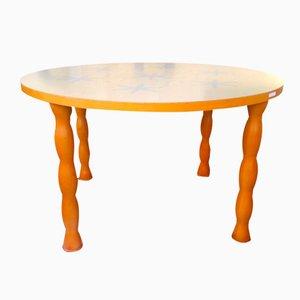 Italienischer Filicudi Tisch von Ettore Sottsass für Zanotta, 1993