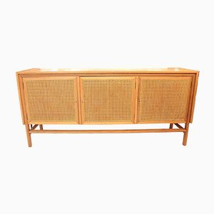 Spanish Sapele and Grill Sideboard, 1960