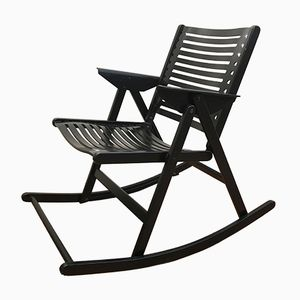 Rex Folding Rocking Chair by Niko Kralj