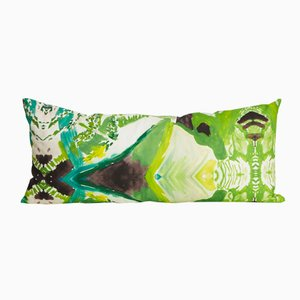 Rectangle Fern Pillow by Naomi Clark for Fort Makers