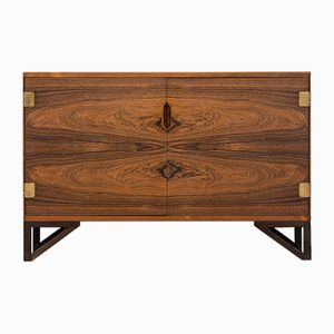 Rosewood Credenza by Svend Langkilde for Illums Bolighus, 1950s